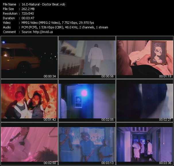 D-Natural video screenshot