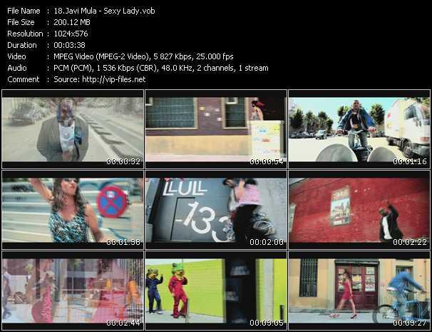 Javi Mula video screenshot