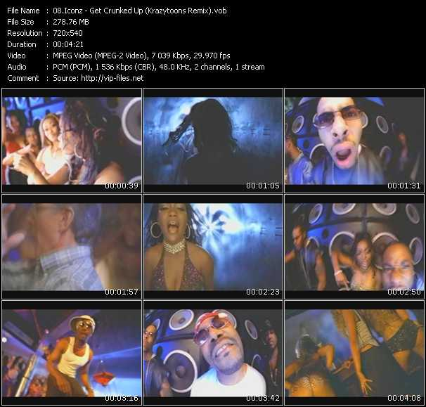 Iconz video screenshot