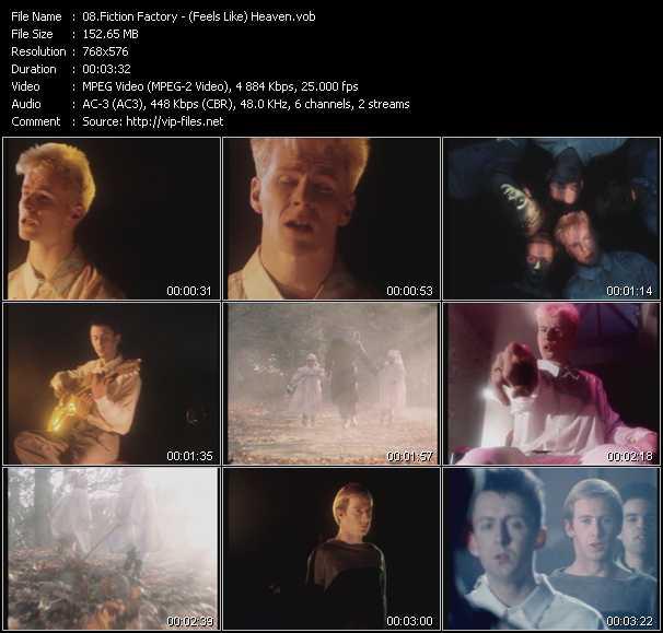 Fiction Factory video screenshot
