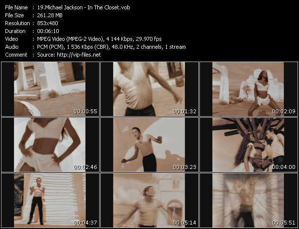 video In The Closet screen