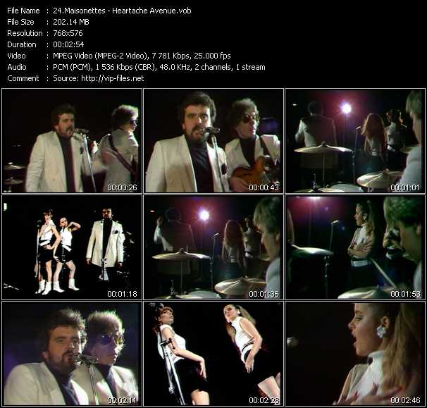Maisonettes video screenshot