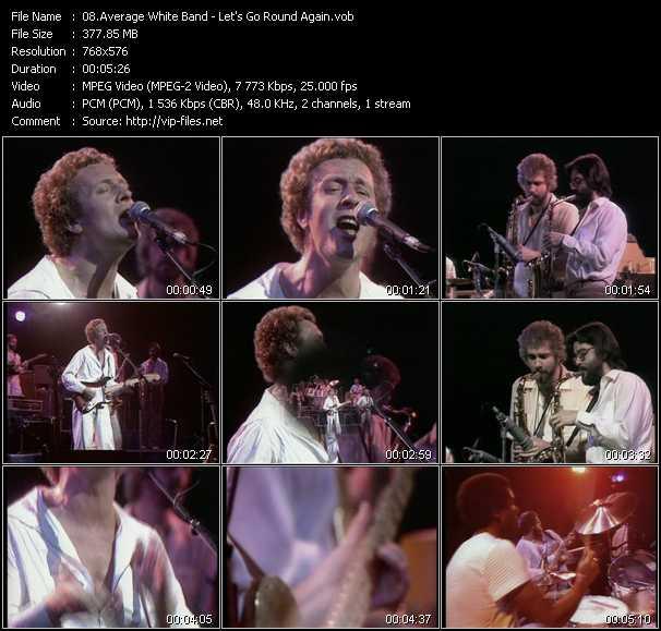 Average White Band video screenshot