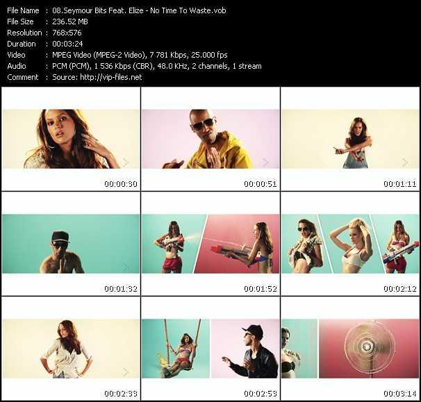 Seymour Bits Feat. Elize video screenshot