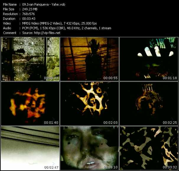 Ivan Panqueva video screenshot