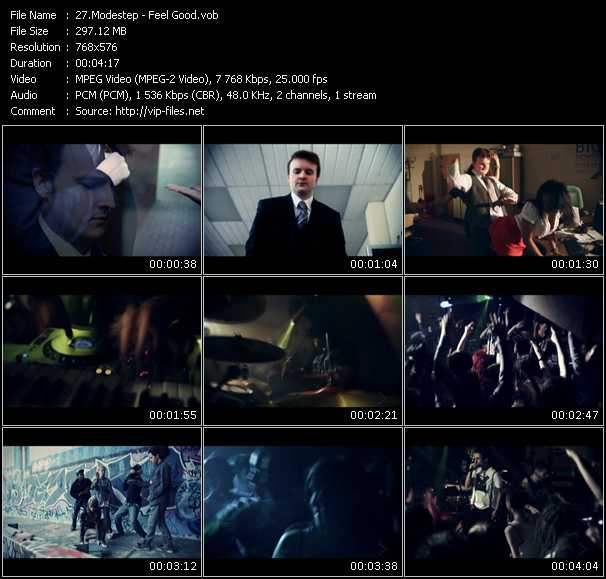 Modestep video screenshot