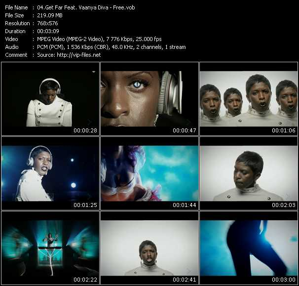 Get Far Feat. Vaanya Diva video screenshot