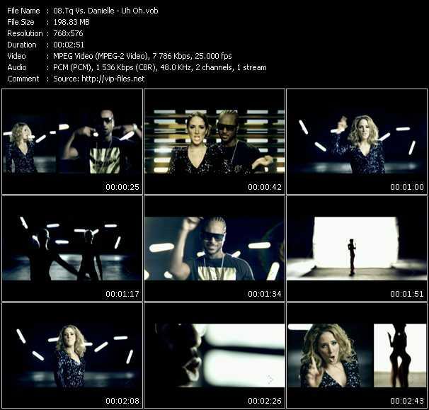 Tq Vs. Danielle video screenshot