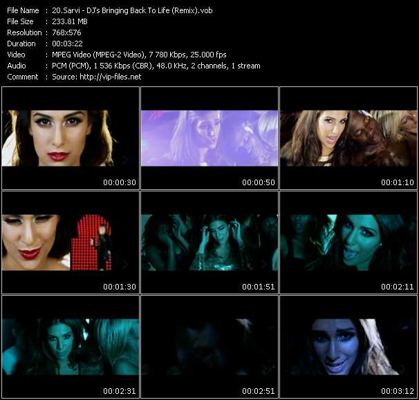 Sarvi video screenshot