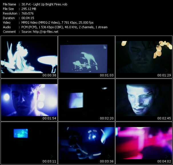 Pvt video screenshot