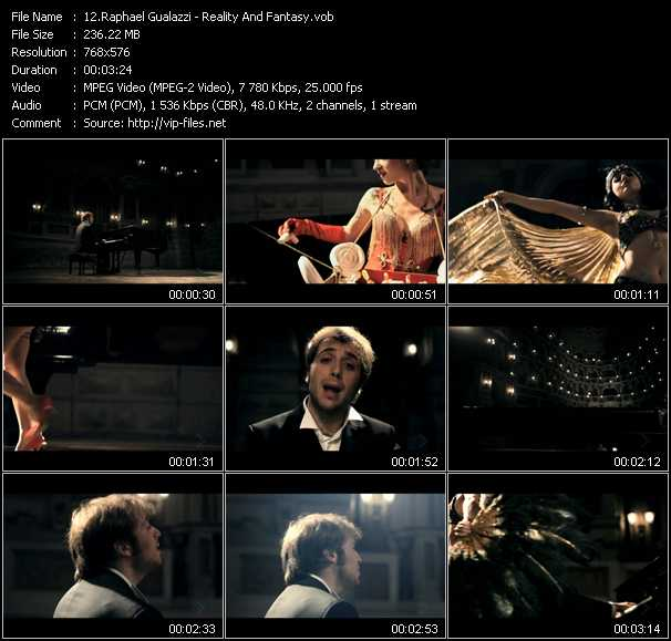 Raphael Gualazzi video screenshot