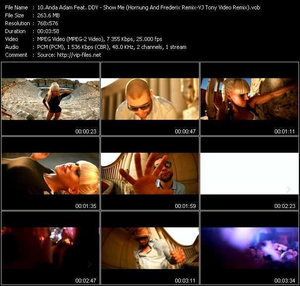 Anda Adam Feat. DDY video screenshot