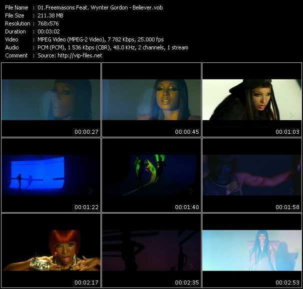 video Believer screen