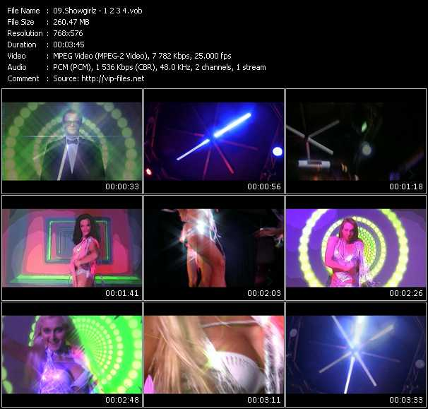 Showgirlz video screenshot