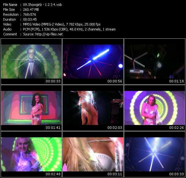 Showgirlz video screenshot