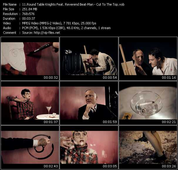 Round Table Knights Feat. Reverend Beat-Man video screenshot