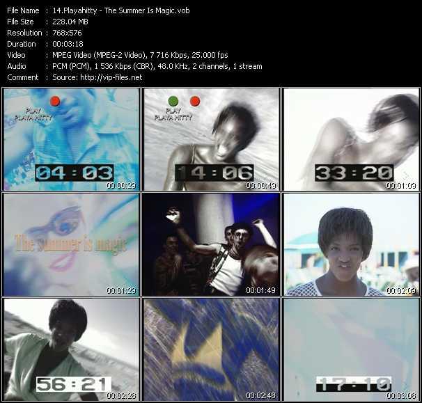 Playahitty video screenshot