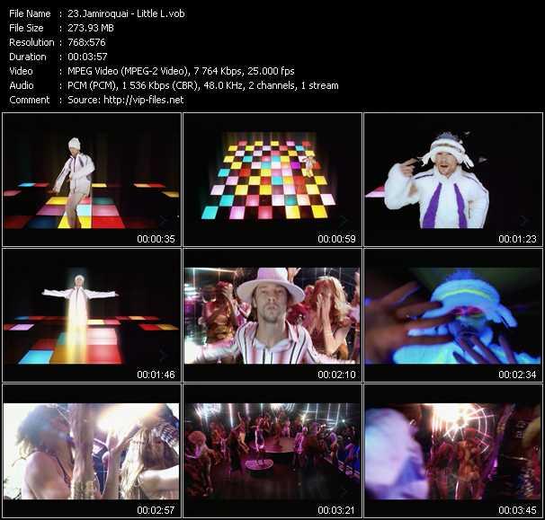 video Little L screen