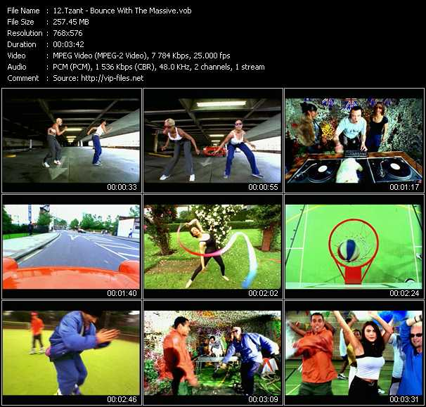 Tzant video screenshot