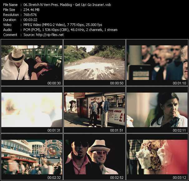 Stretch And Vern Presenting Maddog video screenshot