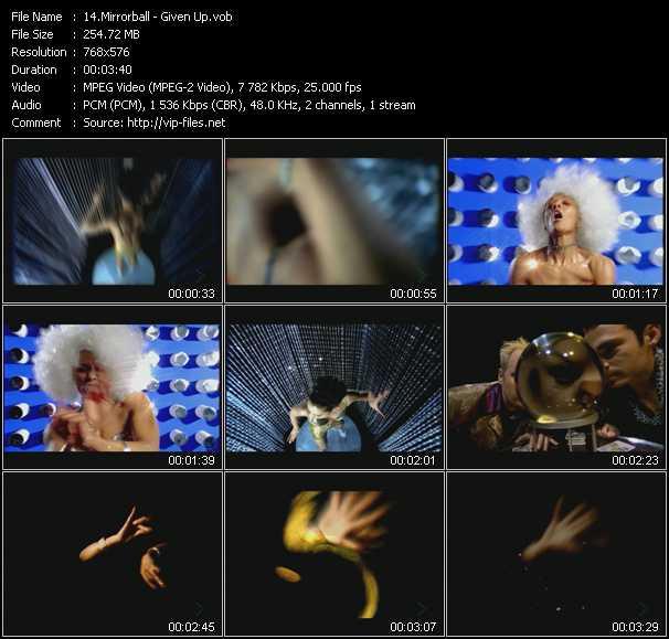 Mirrorball video screenshot