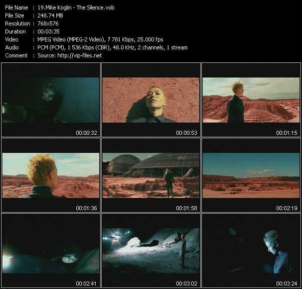 Mike Koglin video screenshot