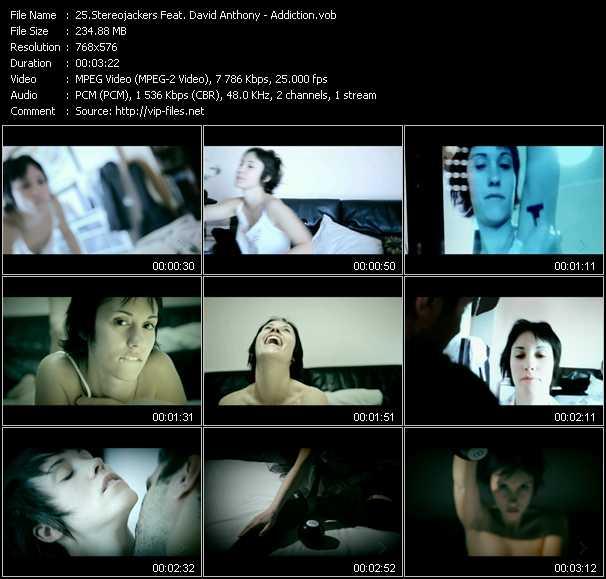 Stereojackers Feat. David Anthony video screenshot