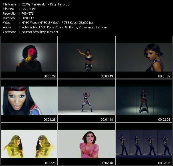 video Dirty Talk screen