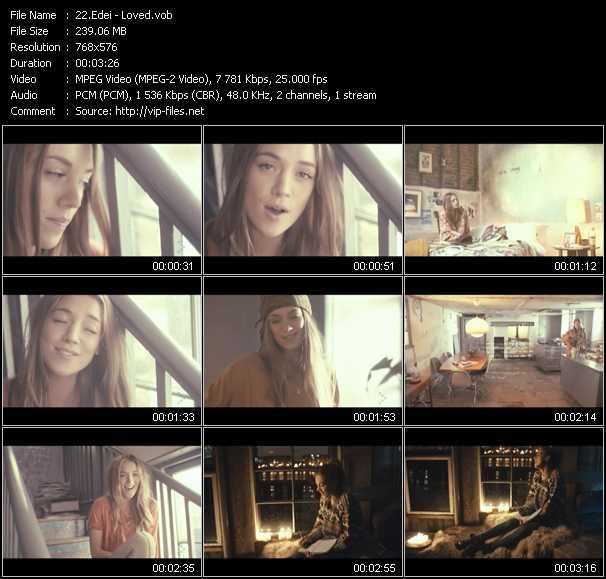 Edei video screenshot