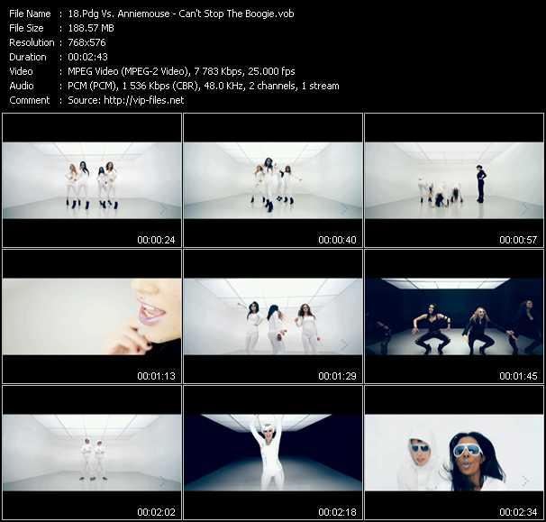 Pdg Vs. Anniemouse video screenshot