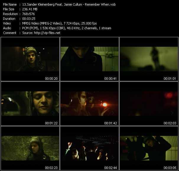 Sander Kleinenberg Feat. Jamie Cullum video screenshot