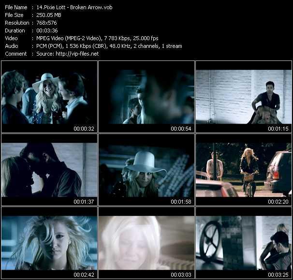 video Broken Arrow screen