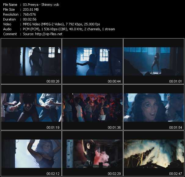 Preeya Kalidas Feat. Mumzy Stranger video screenshot