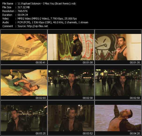 Raphael Solomon video screenshot