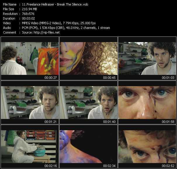 Freelance Hellraiser video screenshot