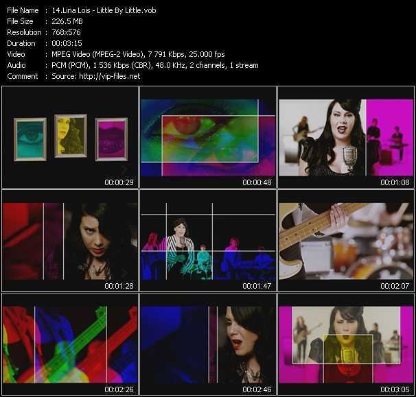 Lina Lois video screenshot
