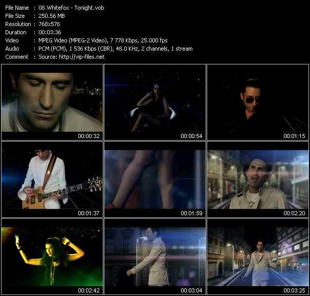 Whitefox video screenshot
