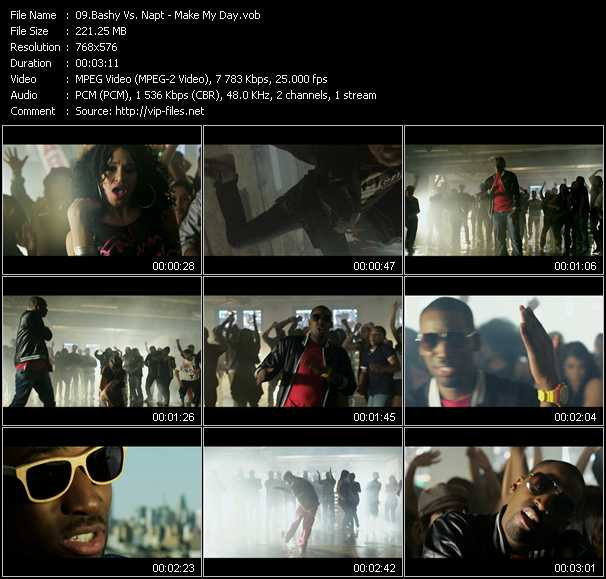 Bashy Vs. Napt video screenshot