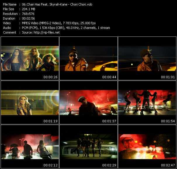 Chan Has Feat. Skyrah-Kane video screenshot