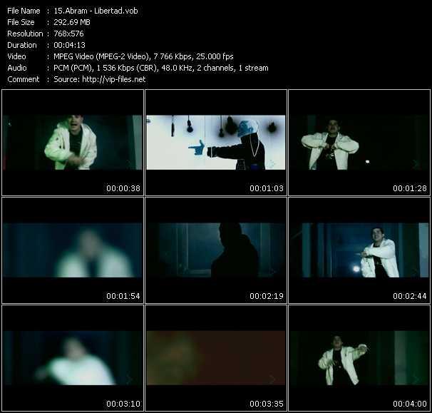 Abram video screenshot