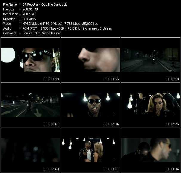 Pepstar video screenshot