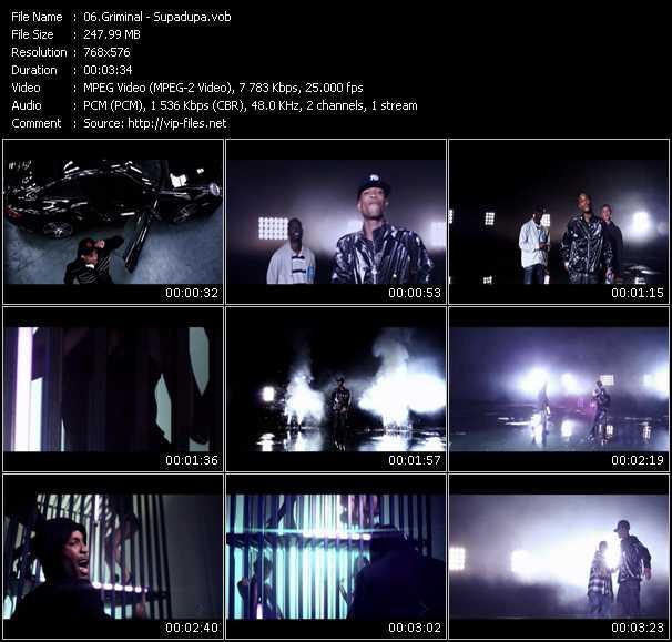 Griminal video screenshot