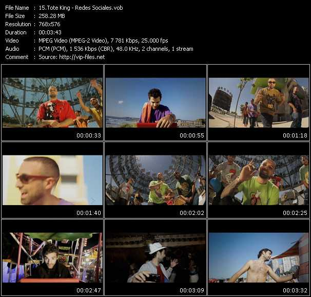 Tote King video screenshot