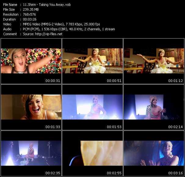 Shirin video screenshot