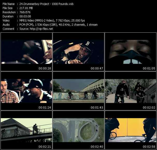 Drummerboy Project video screenshot