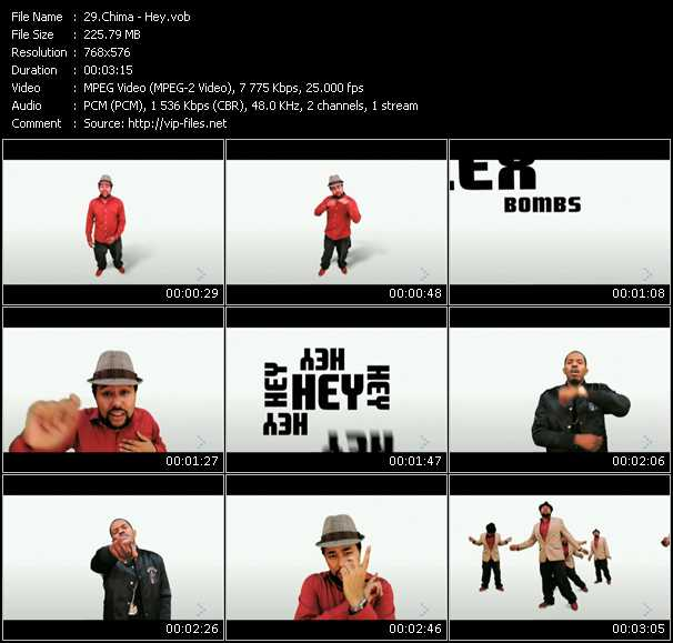 Chima video screenshot