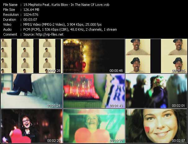 Mephisto Feat. Kurtis Blow video screenshot