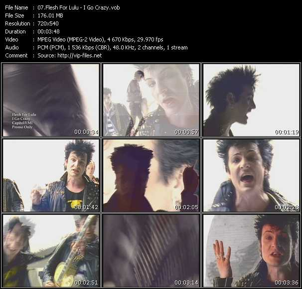 Flesh For Lulu video screenshot