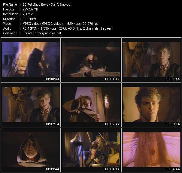 video It's A Sin screen