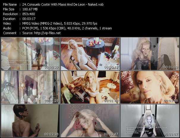 Consuelo Costin With Massi And DeLeon video screenshot